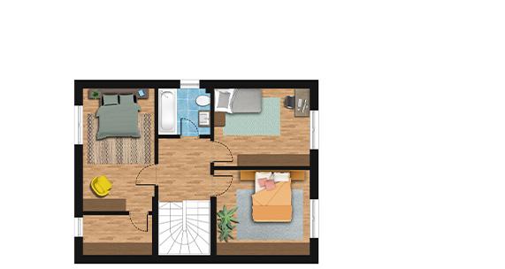 Green Garden - casa ta in Sectorul 4, casa cu etaj in Bucucresti; casa bucuresti; casa cu curte in bucuresti